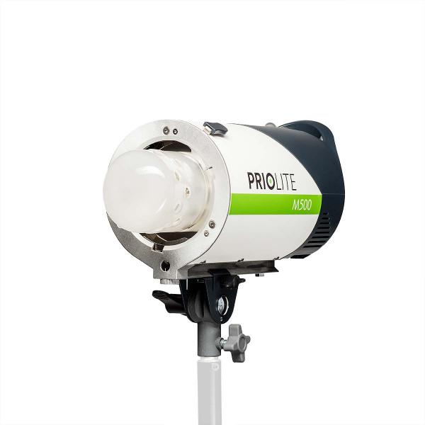 PRIOLITE M 500 Multivoltage Kompaktblitzgerät