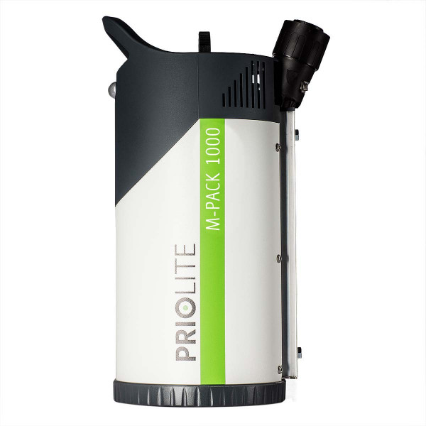 PRIOLITE M-PACK 1000 Hot Sync Blitzgenerator