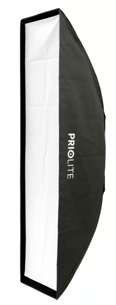 PRIOLITE Softbox Striplight Box Premium 150x35 cm