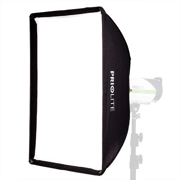 PRIOLITE Softbox Premium 60x85 cm mit Speedring