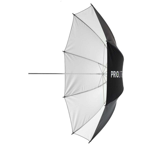 PRIOLITE Standardschirm weiß 100 cm