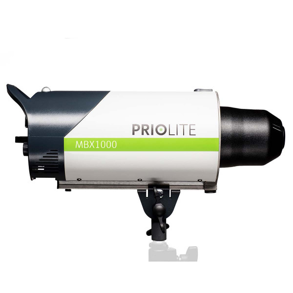 PRIOLITE MBX 1000 mobiles Kompaktblitzgerät
